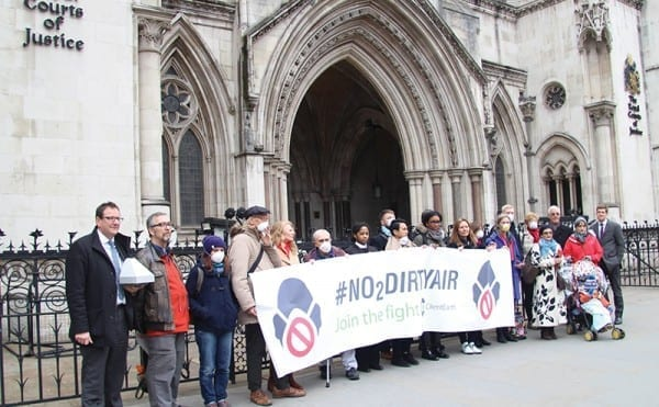 New legal challenge mounted against Defra for EU air quality breach
