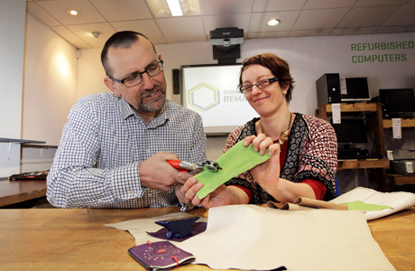 Launch of Edinburgh 'Remakery' to drive reuse and repair