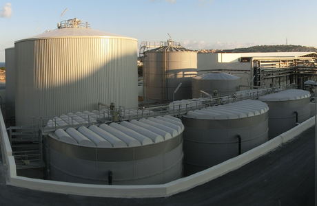 Video explains new waste treatment facility on Malta