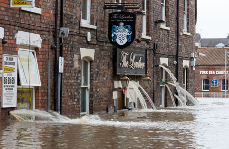 Storms, floods, fires – league table highlights biggest threats to business continuity in 2016 so far