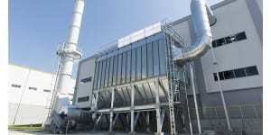 An energy-from-waste facility.