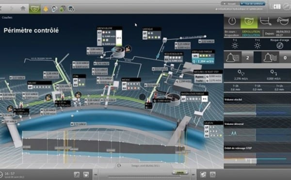 Software optimises the performance of sewer and stormwater networks
