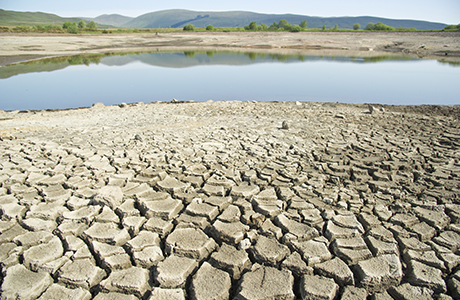 New projections of water availability inform UK climate change report