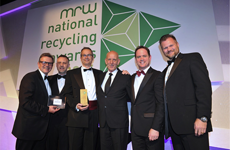 World of Books and Viridor clean up at National Recycling Awards