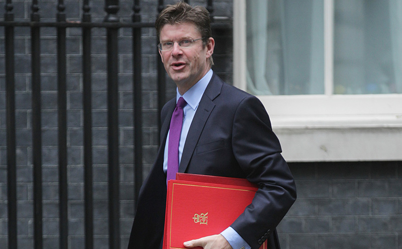 Greg Clark will head up the Departent of Business, Energy and Industrial Strategy, incorporating much of the remit of DECC.