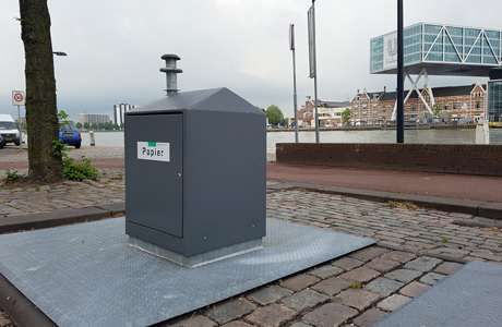 A route to more effective waste collection in Rotterdam