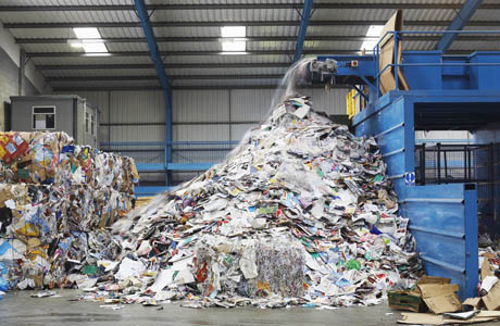 84% rise in material rejected by council recycling facilities, says BBC report