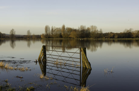 Government announces improved flood defences and countermeasures
