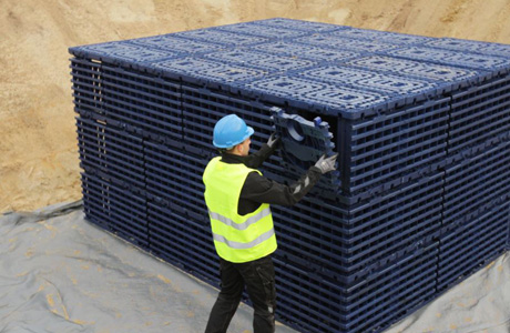 Modular stormwater management system gets UK launch