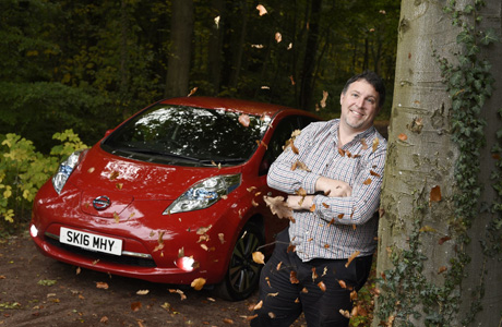 Electric cars uptake accelerating in Scotland