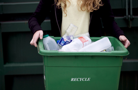 First National Recycling Guidelines published by WRAP, promising an end to householder confusion