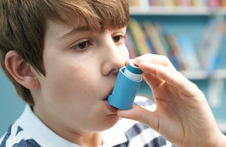 Study appears to establish link between traffic pollution and childhood asthma