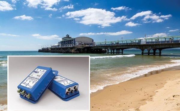 Pressure controller helps Bournemouth Water reduce leakage and bursts