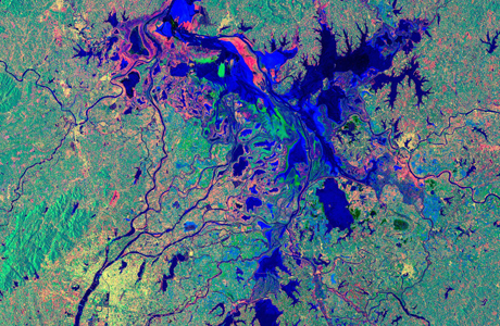 Taking the guesswork out of flood prediction
