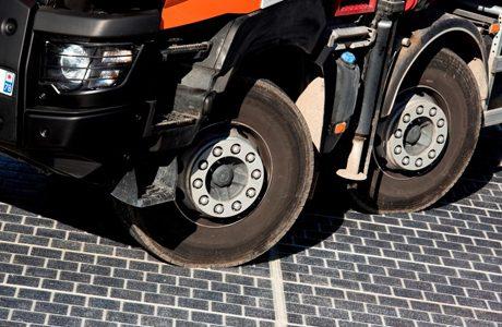 Solar road surfacing solution to begin UK trials in 2017