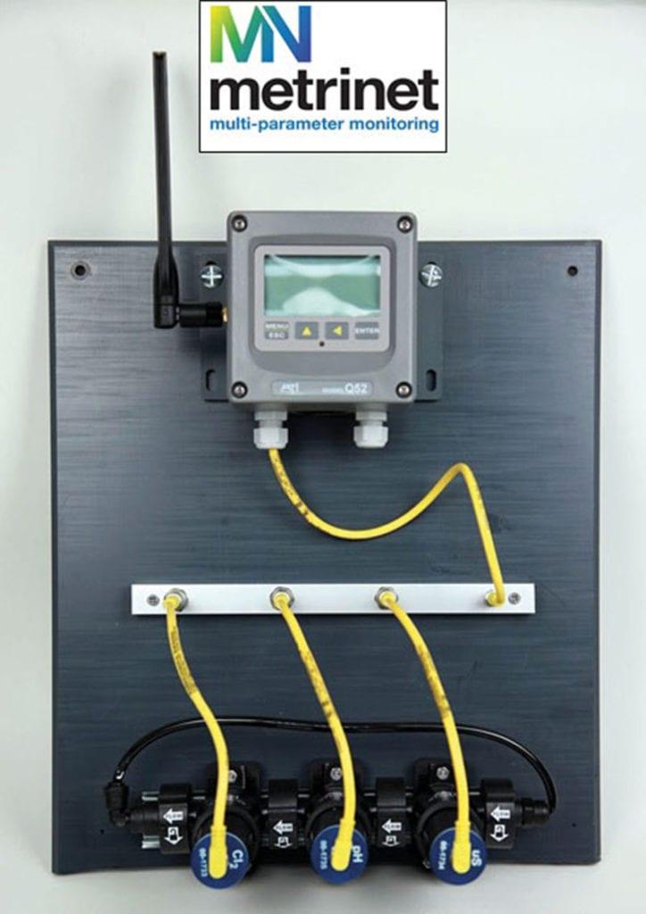 Multiparameter Water Monitor Puts Sensor Quality Centre