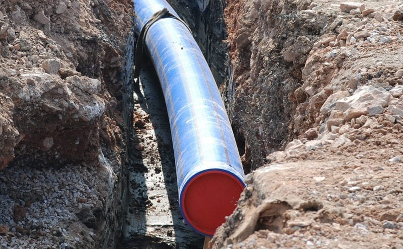 BPF Pipes Group supports new standard for water pipes in contaminated land