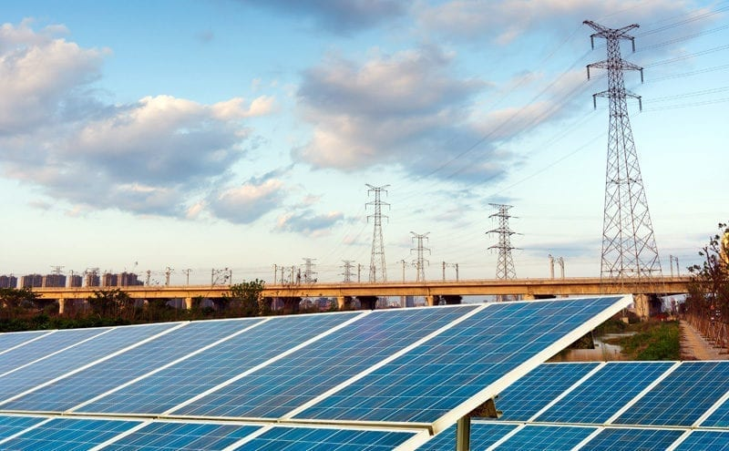 Solar park in Swindon to power household waste recycling centre