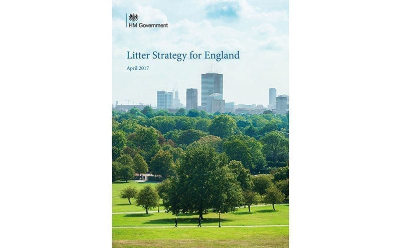 Litter strategy draws mixed response from waste experts