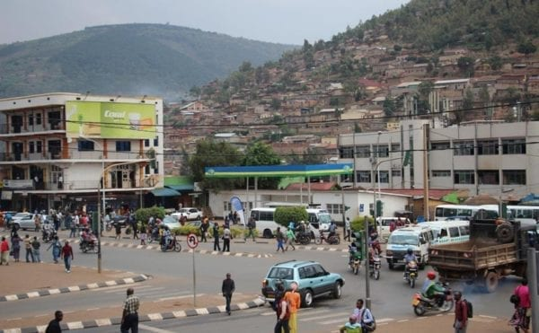IoT-enabled smart city project in Rwanda to accelerate the transition to a low carbon economy