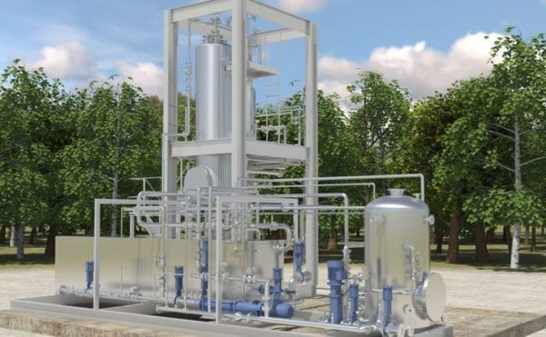 Webinar to explain package version of Veolia's Exelys™ sludge treatment technology