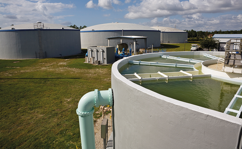 The trend for sewage plants to add biomethane upgrading technology is ongoing.