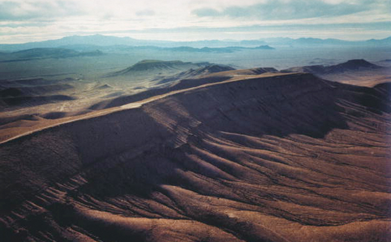 Yukka Mountain.