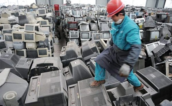 China never to return to e-scrap import levels of the past, says trade association