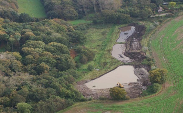£500k investment for new Norfolk wetland water treatment facility
