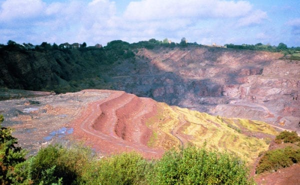 Geologists highlight 'omnipresent' effects of human impact on England's landscape