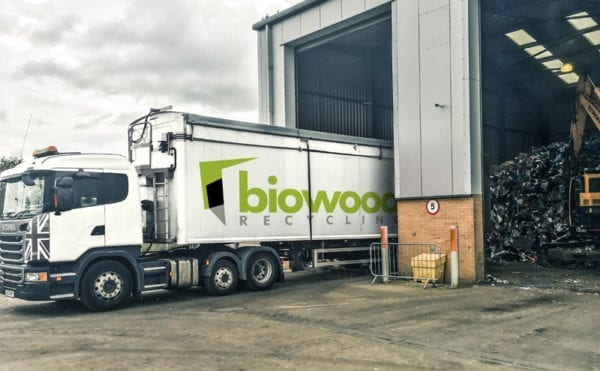 "Wood waste recycling firm introduces ""one stop solution for general waste, RDF and SRF"""