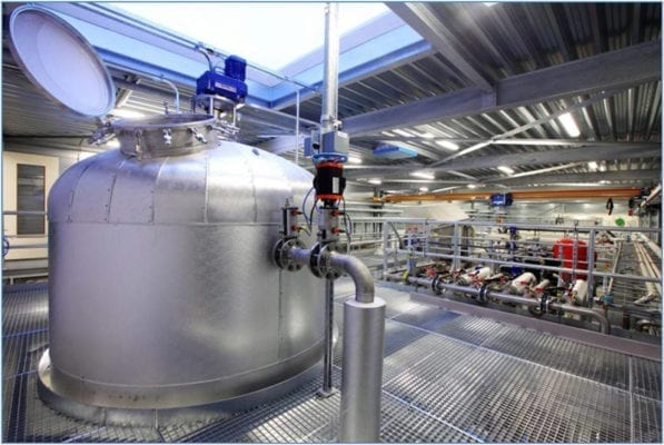 'Continuous' thermal hydrolysis AD plant to be built for UK water utility