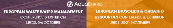 AquaEnviro WEEm and EBOR conferences