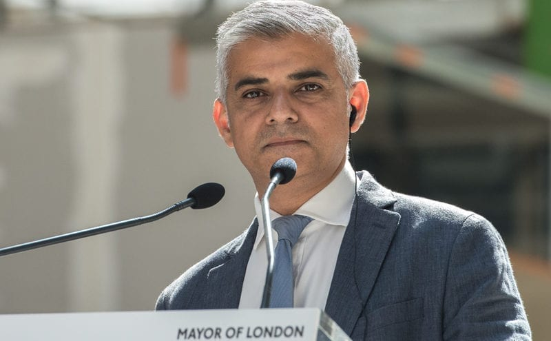 Let's help make London the world's first National Park City, says Sadiq Khan