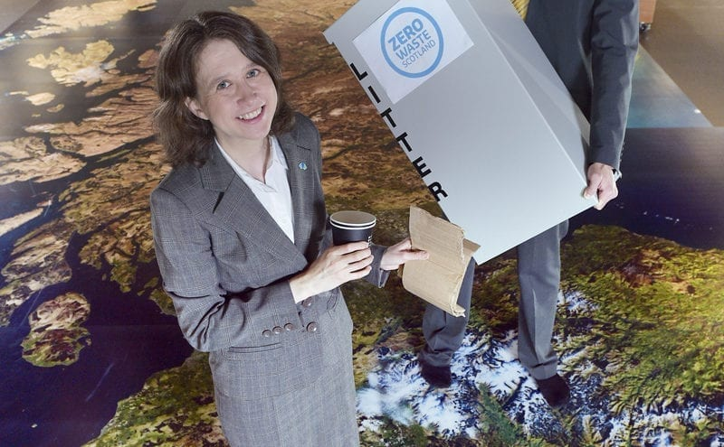 Partnership approach to litter prevention launched in Scotland