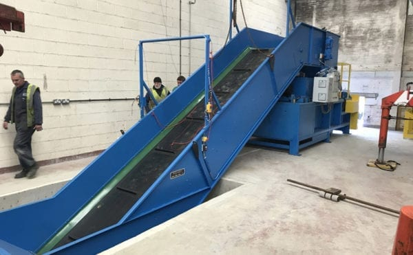 Devon plastics re-processor prioritises materials flexibility and weight capability in choice of baler