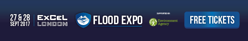 Flood Expo, 27 & 28 September 2017, ExCel London