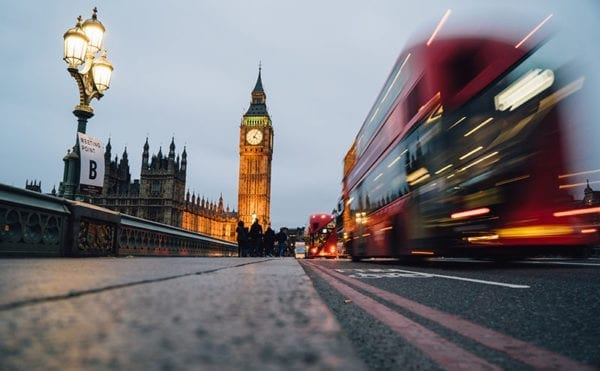 London introduces world's toughest emission standard