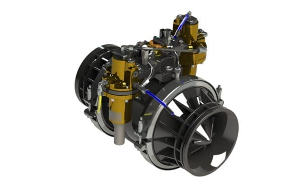 All-in-one control valve removes need for costly by-pass