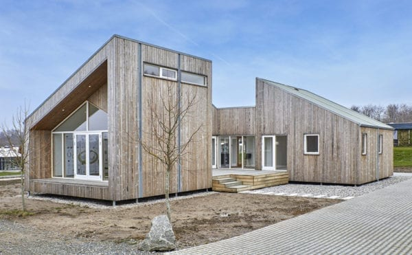 """""""Biological house"""" is proving ground for sustainable construction methods"""