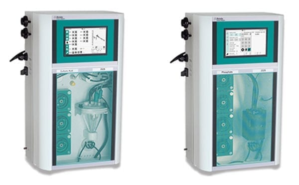 Single-method process analyzers offer powerful solution for online wet chemical analysis