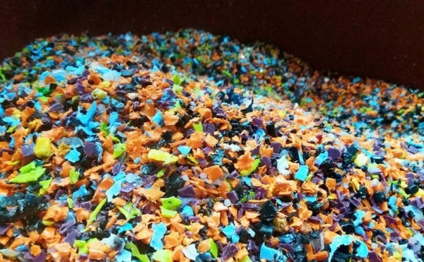 Survey reveals incentives and challenges for the use of recycled plastic