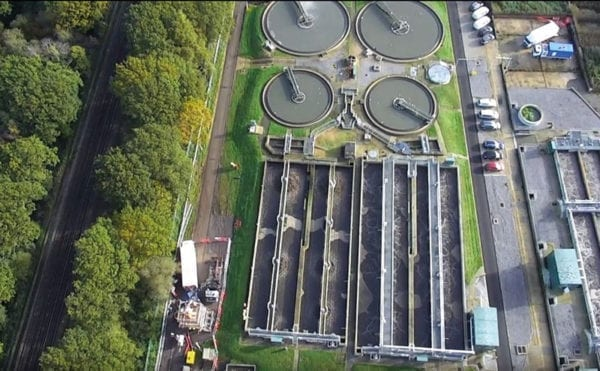 UK-first for sewer lining project