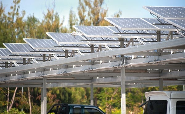 New guidance for solar car parks published