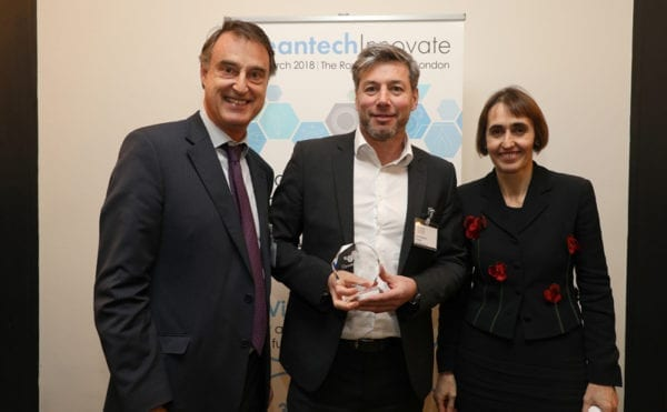 New 'Game-Changer' and 'Best Pitch' prizes awarded at Cleantech Innovate 2018