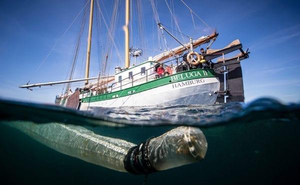 Scientific microplastic survey of Scottish coastal waters confirms contamination