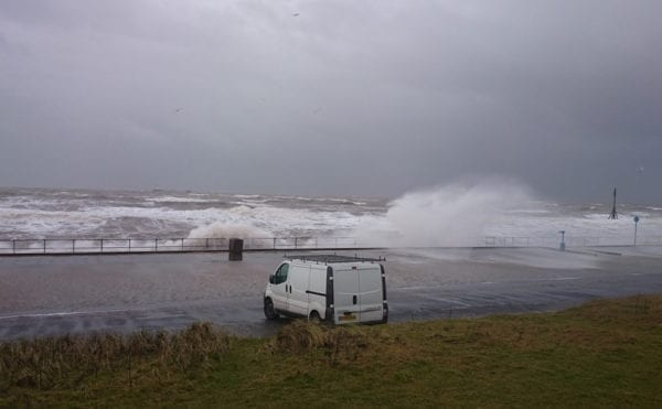 Developing a new tool to optimise sea wall design