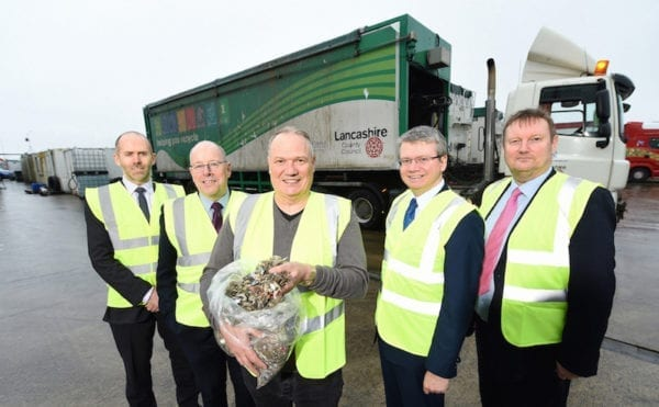Funding to support UK fuel pellet first