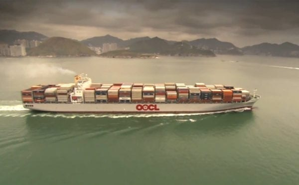 Energy efficiency in shipping: New video outlines work of UN agency