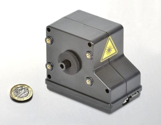 New wide-ranging particulate sensor